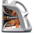 G-Energy Synthetic Active 5W-40 ACEA A3/B3/B4 синтетическое 4л