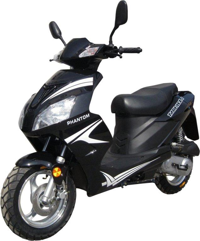 картинки скутер черные получает оплату